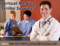 Virtual Medical Scribe Services