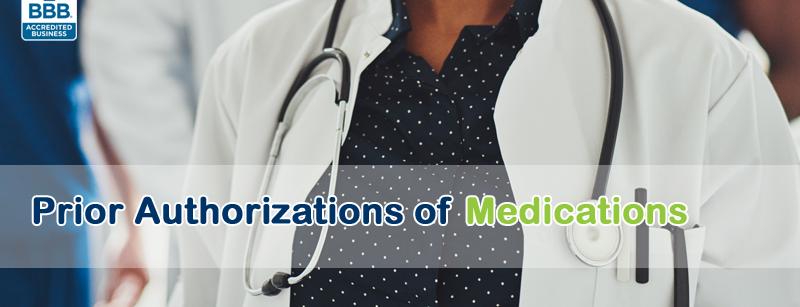 Prior Authorizations of Medications